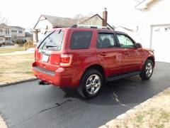 Sal's 2012 Ford Escape Limited 1